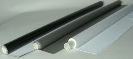 beamer r ckprojektionsleinwand 180 600 cm kinoqualit t. Black Bedroom Furniture Sets. Home Design Ideas